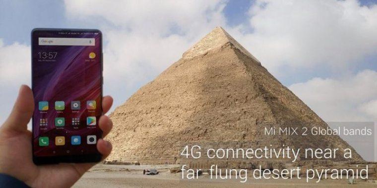 Xiaomi Mi MIX 2 4G Global LTE