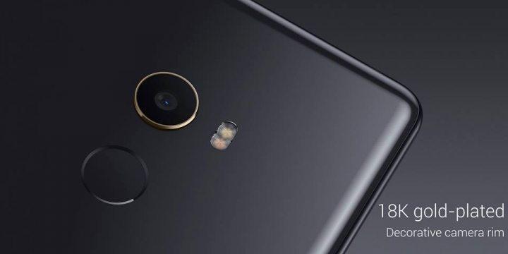 Xiaomi Mi MIX 2 design 1