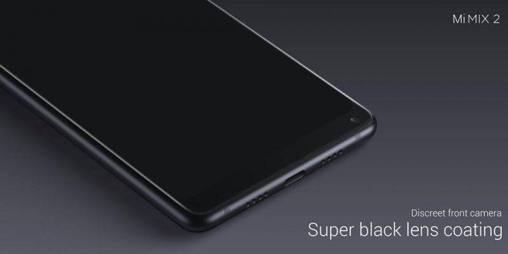 Xiaomi Mi MIX 2 design 2