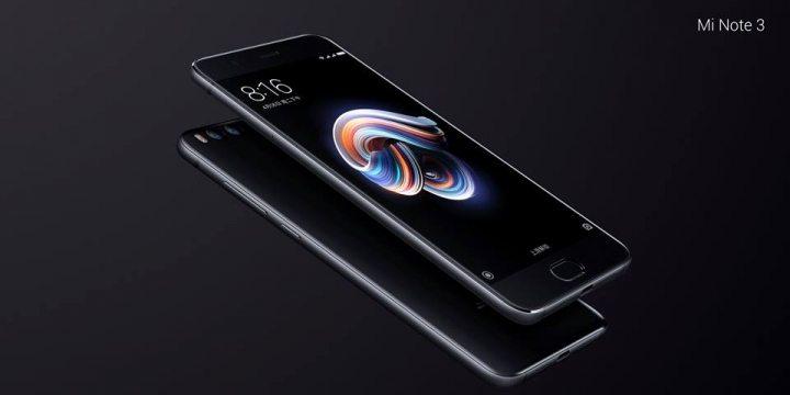 Xiaomi Mi Note 3 - 1