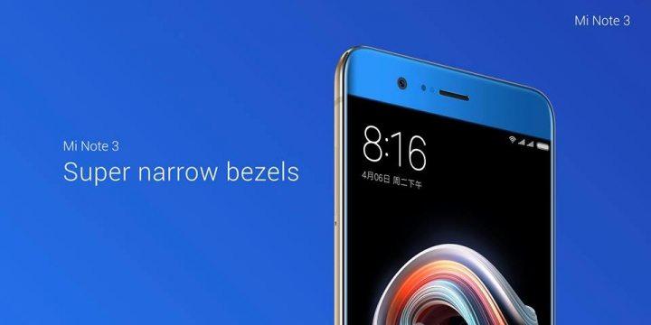Xiaomi Mi Note 3 - 5
