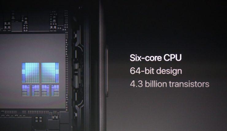 apple-a11 Geekbench benchmark detail 1