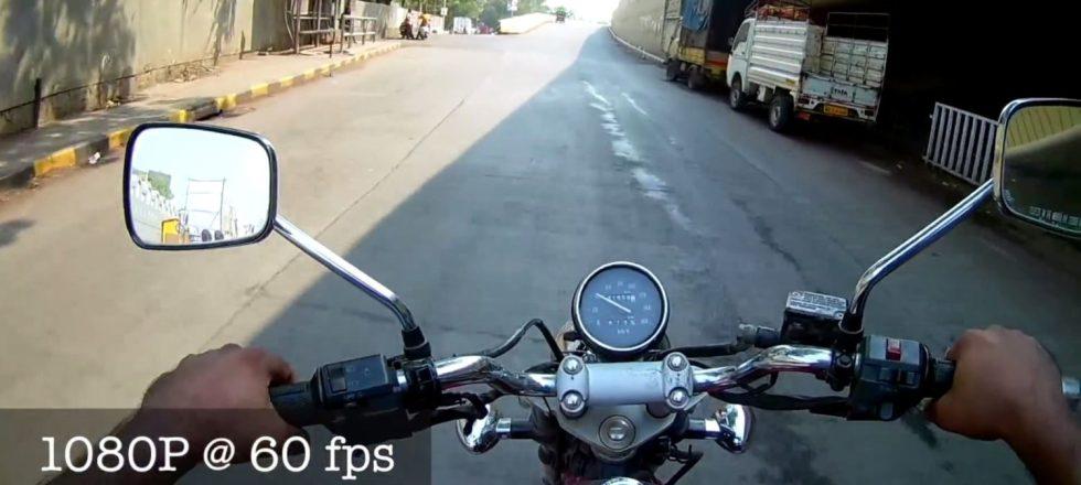 eken h9r 4k action camera – sample 1