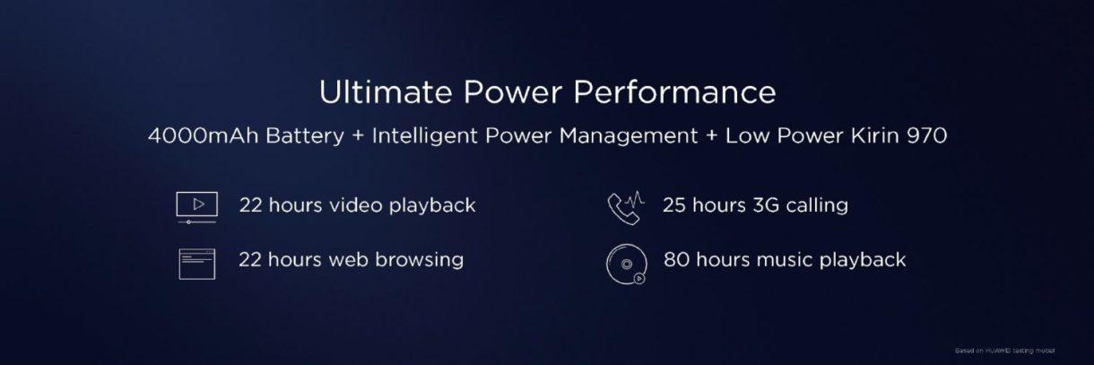 Huawei Mate 10 - Battery