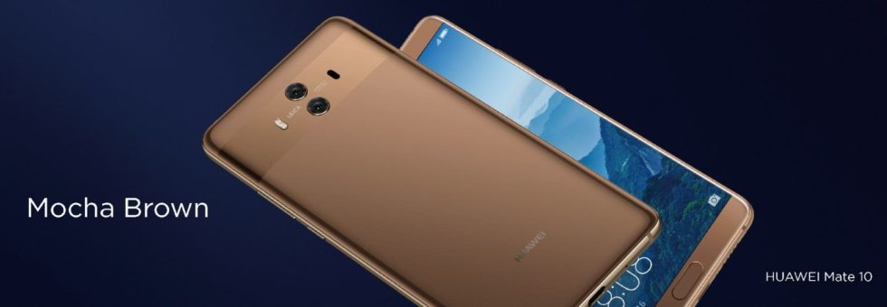 Huawei Mate 10 Color 1