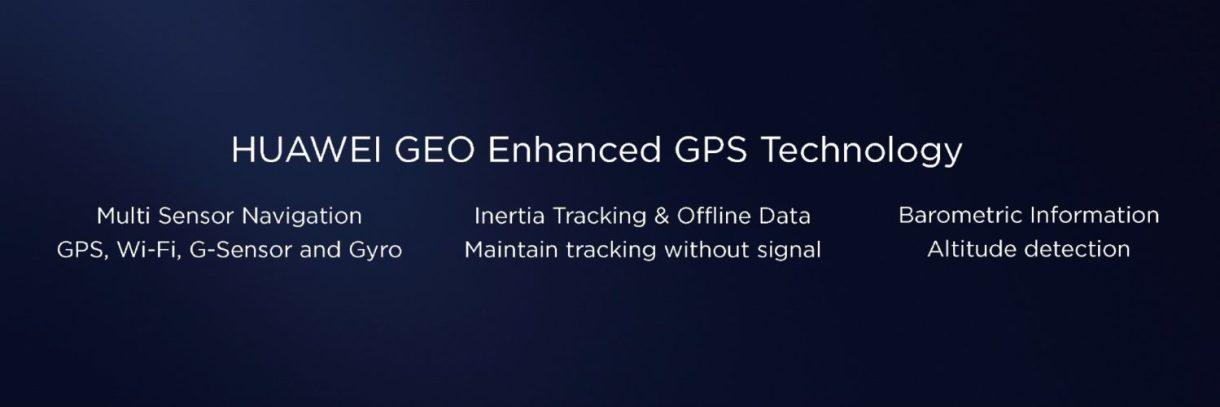 Huawei Mate 10 - GPS 1