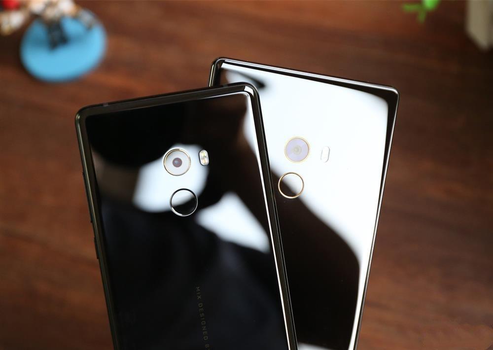 Xiaomi Mi MIX 2 Vs Xiaomi Mi MIX - camera