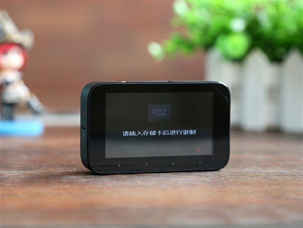Xiaomi Mijia Camera Mini 4K screen