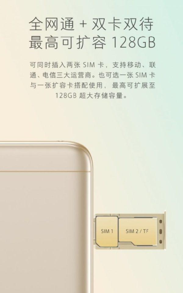 Xiaomi Redmi 5A release 6