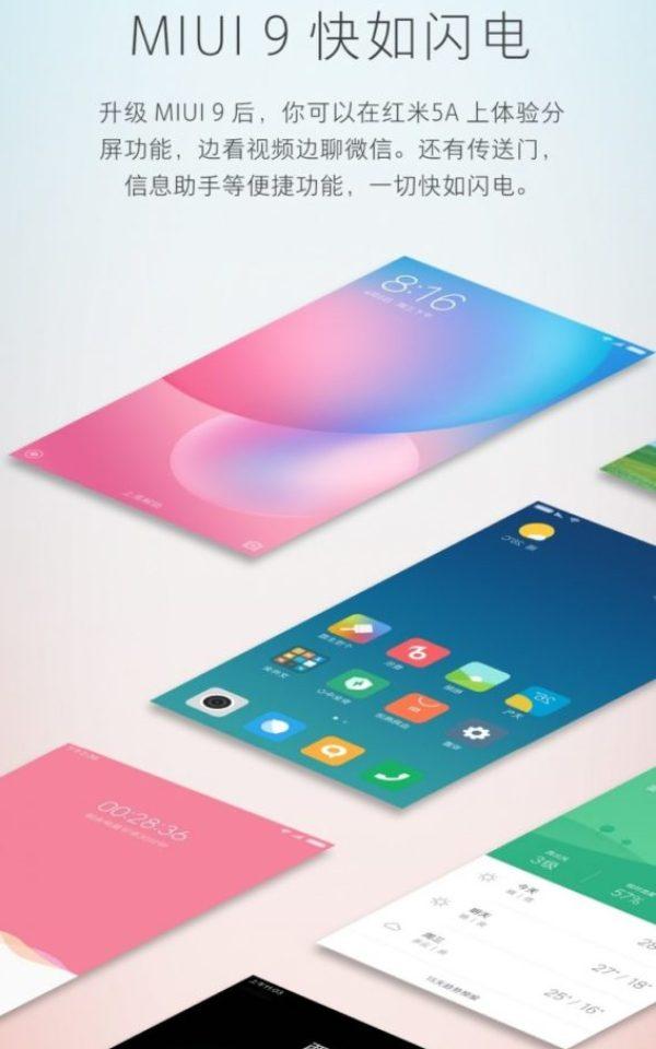 Xiaomi Redmi 5A release 7