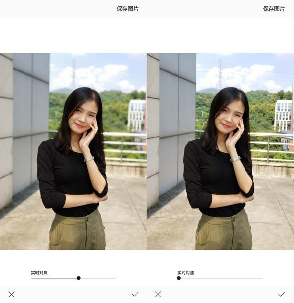 iPhone 8 Plus Vs Samsung Galaxy Note 8 Camera Comparison - Portrait features 1