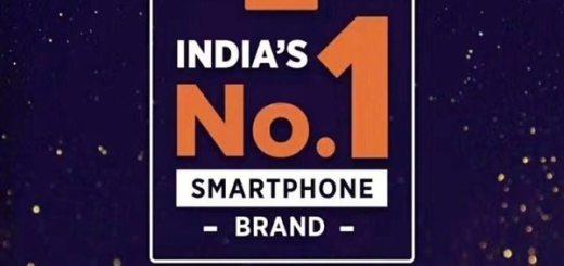 India's No.1 Smartphone Brand