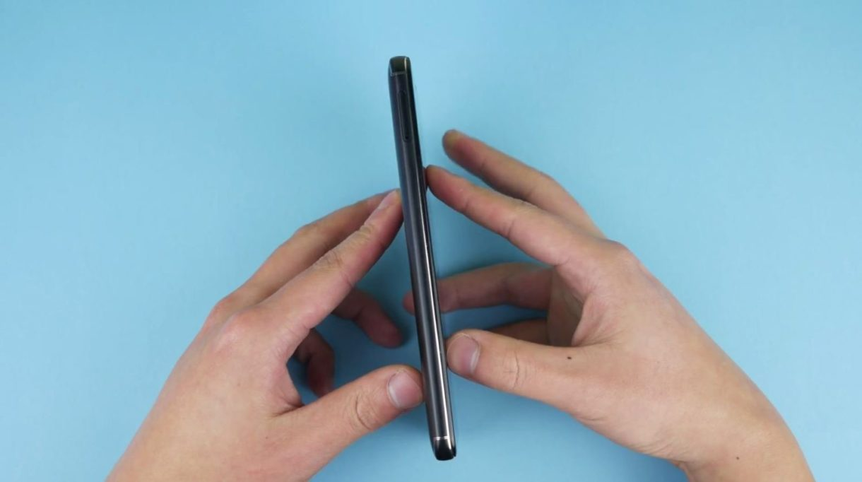 Ulefone Power 3 Preview - side view