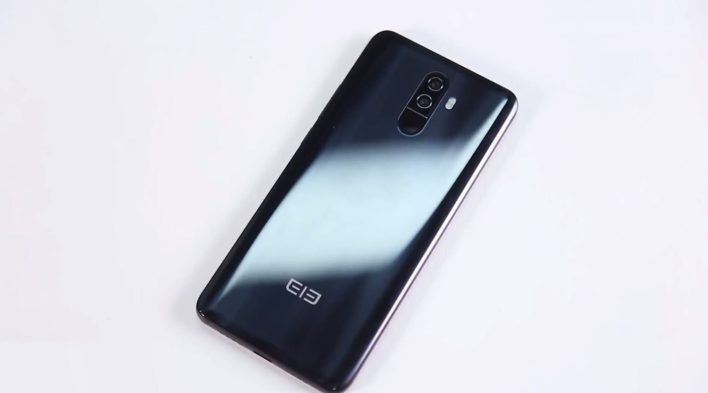 Elephone U Pro - Featured rear