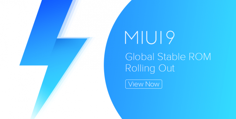 MIUI 9.2 Global Stable ROM featured