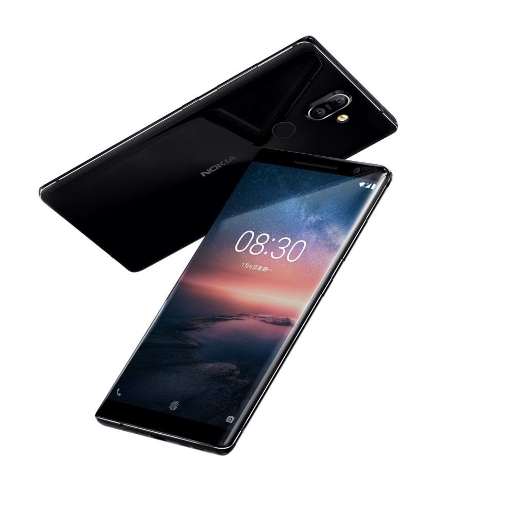 Nokia 8 Sirocco released 1
