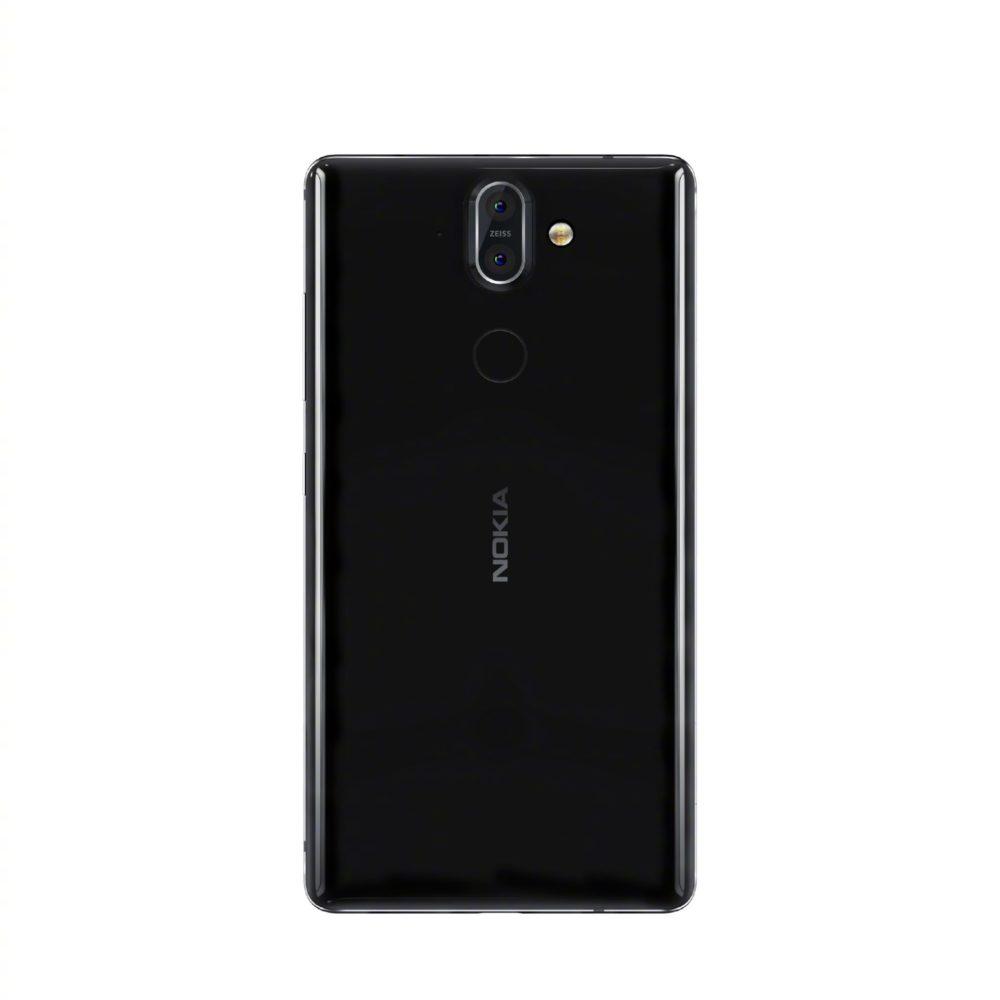 Nokia 8 Sirocco released 3