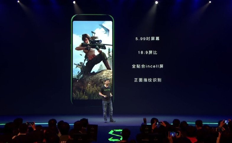 Xiaomi Black Shark Gaming Phone Releases - 1