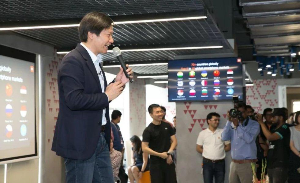 Xiaomi Mi India Headquarter4