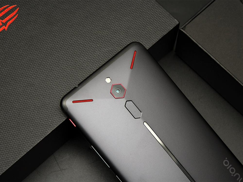 ZTE Nubia Red Magic Unboxing Review Camera