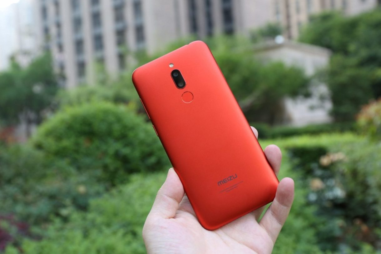 Meizu M6T Review - Camera 1