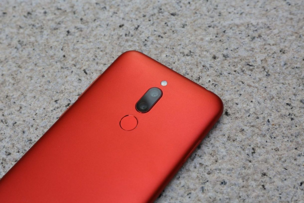 Meizu M6T Review - Camera
