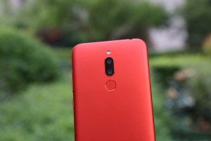 Meizu M6T Review - rear camera