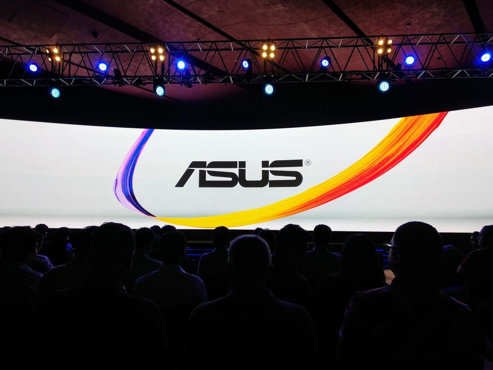 ASUS Zenfone 5Z India Release Conference