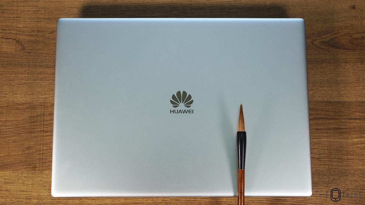 Huawei MateBook X Pro Vs Apple MacBook Pro 2018 Comparison Review - Design top 1