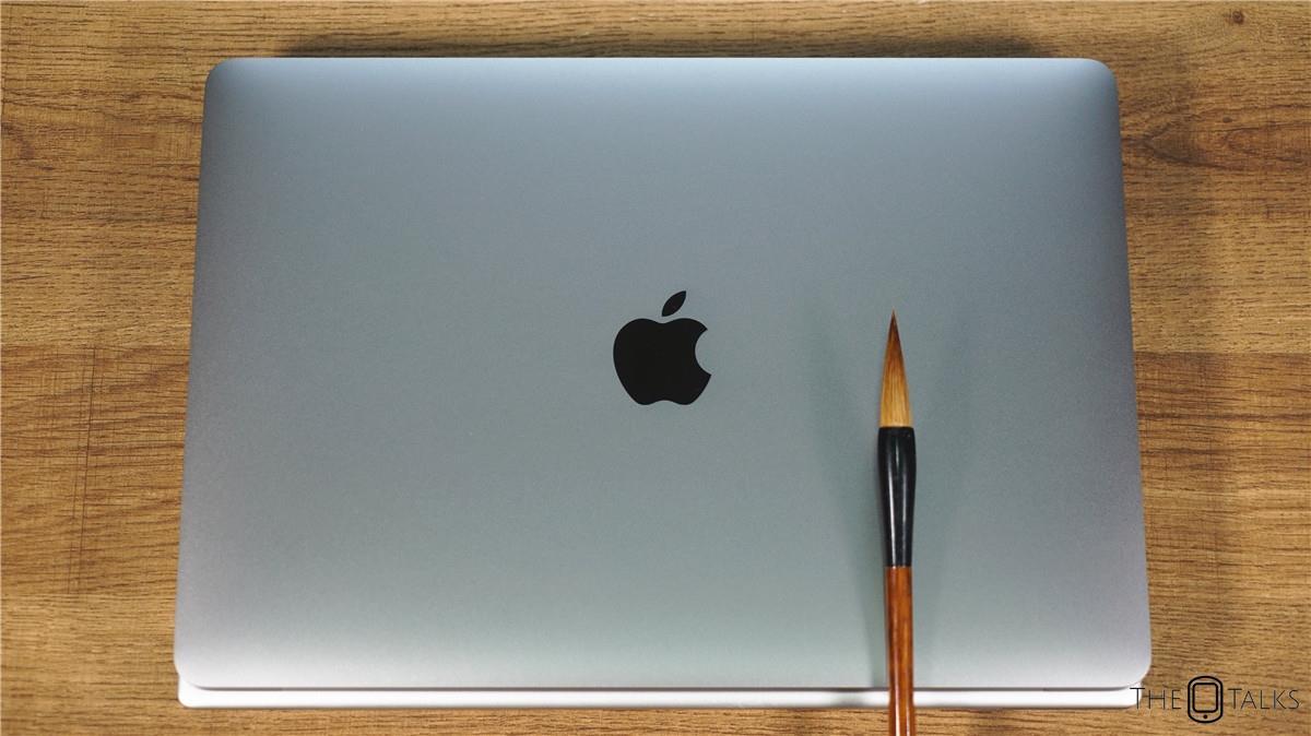 Huawei MateBook X Pro Vs Apple MacBook Pro 2018 Comparison Review - Design top