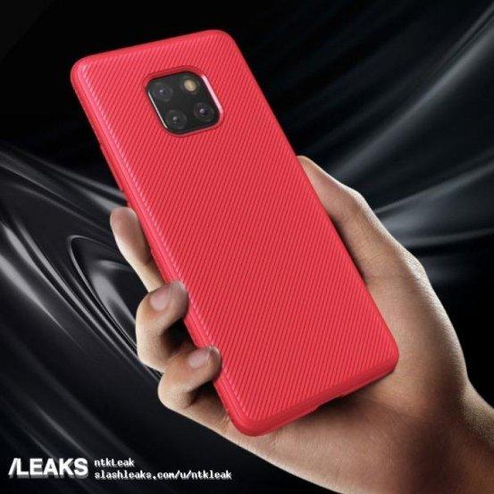 Huawei Mate 20 Camera Features Design