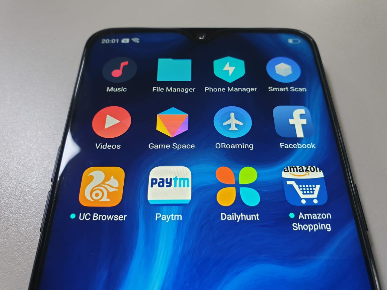 OPPO Realme U1 Hands-On Review - Waterdrop Notch, Dual Camera At A