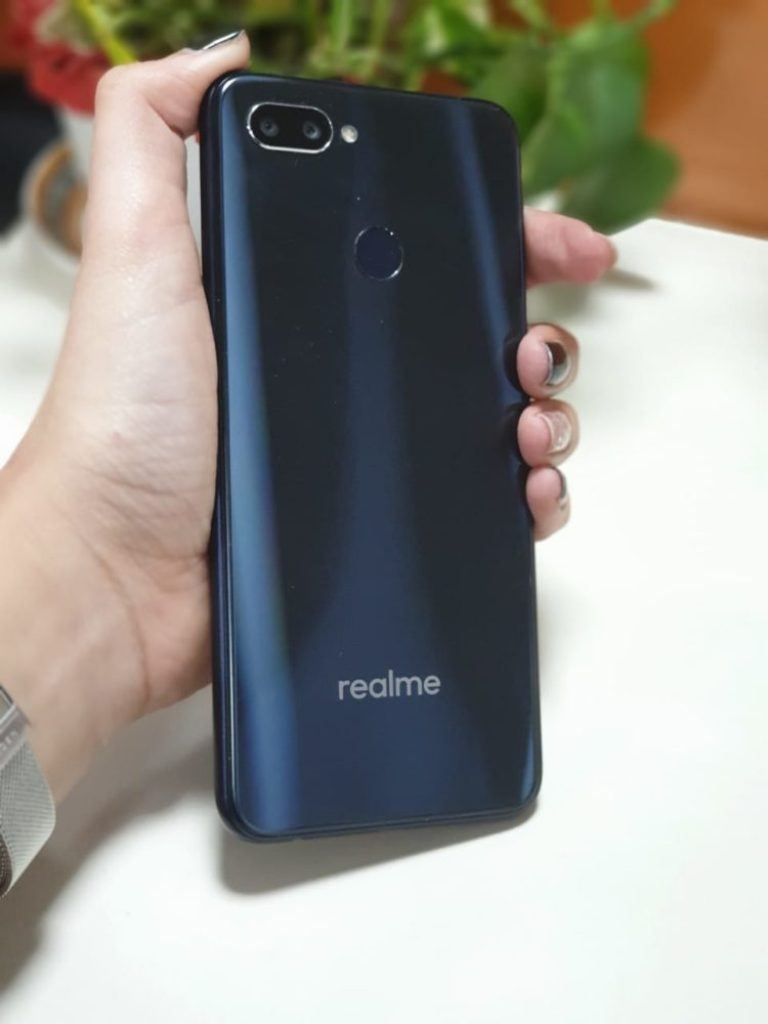 OPPO Realme U1 Hands-On Review - Rear Design
