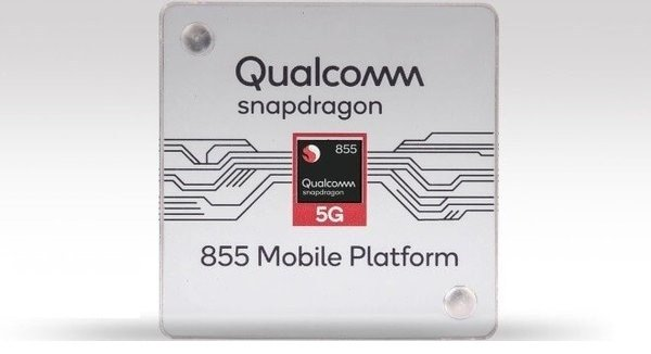 Qualcomm Snapdragon 855 - 7nm process, SM8150 internal code, 5G support