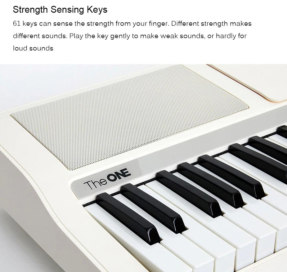 Xiaomi Youpin Smart Electronic Organ - Keys