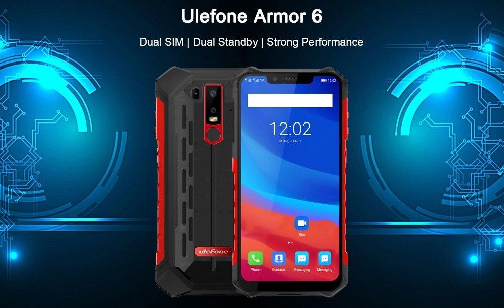 Ulefone Armor 6