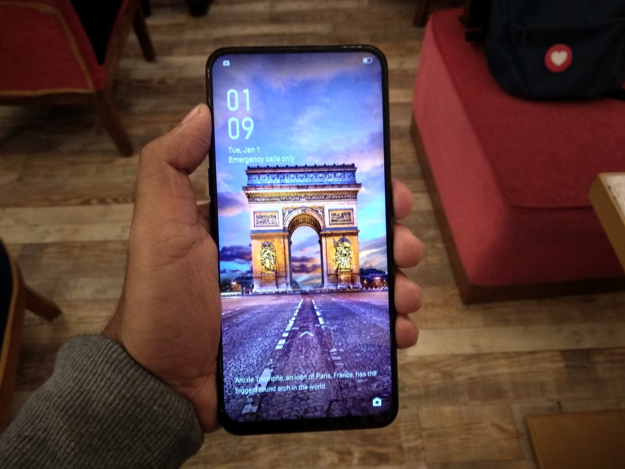 OPPO F11 Pro Hands-On
