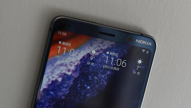 Nokia 9 Camera Review