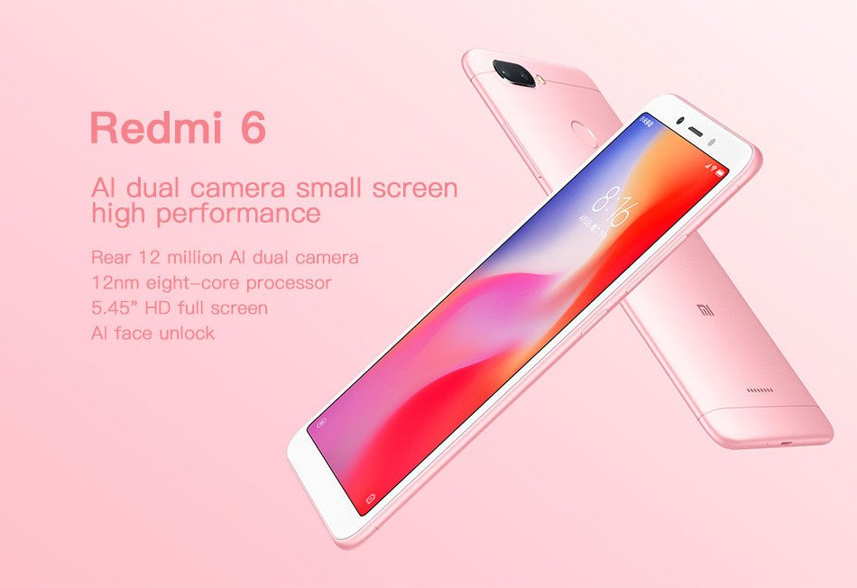 Redmi 7 vs Redmi 6 vs Redmi Go - Redmi 6 Camera