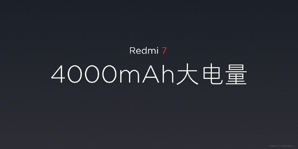 Redmi 7 vs Redmi 6 vs Redmi Go - Redmi 7 Battery