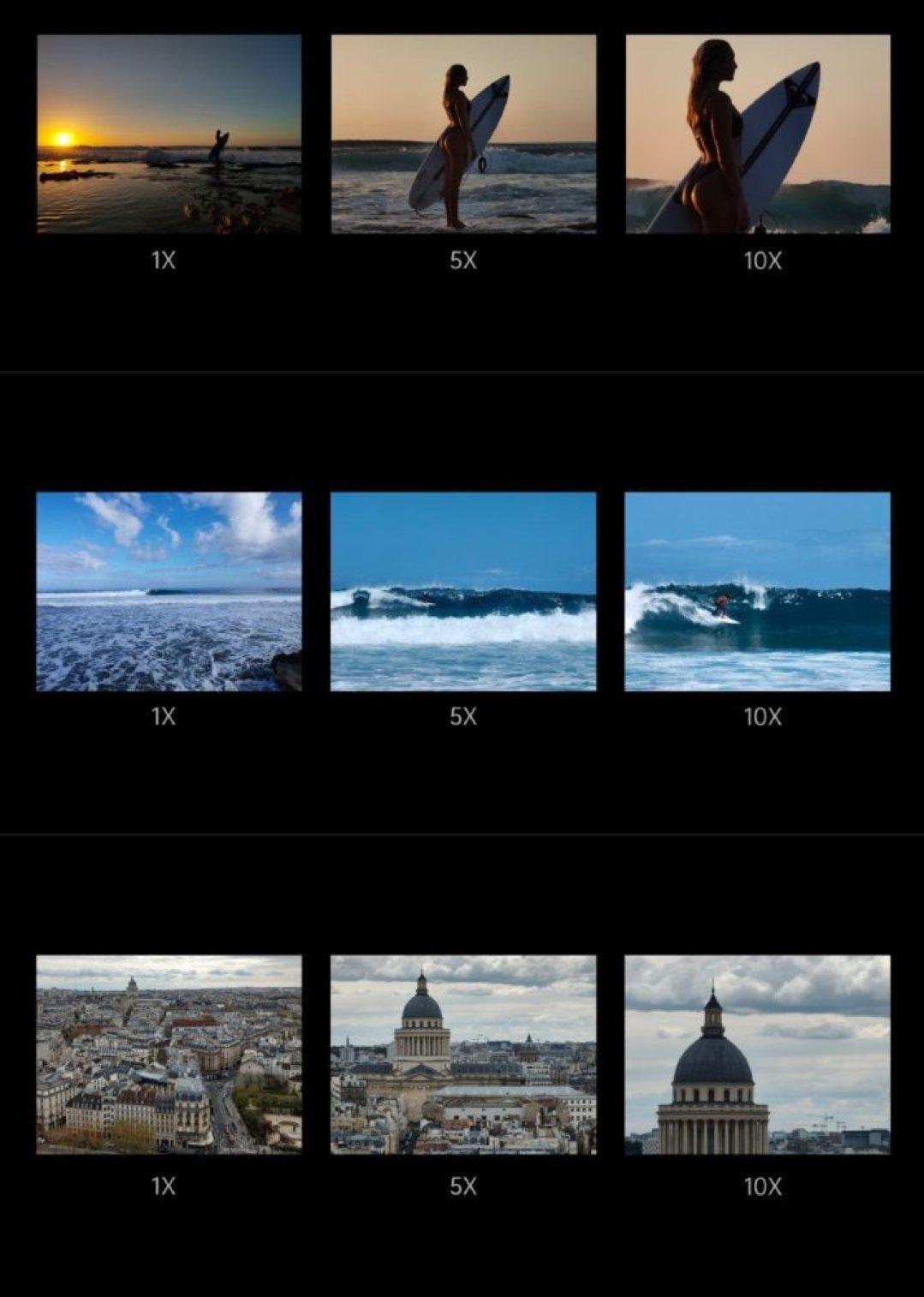 OPPO Reno Preview - 10X Camera Zoom Samples