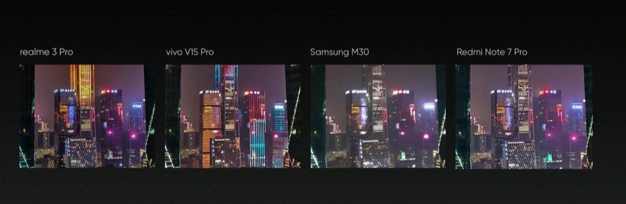 Realme 3 Pro Camera comparison 2