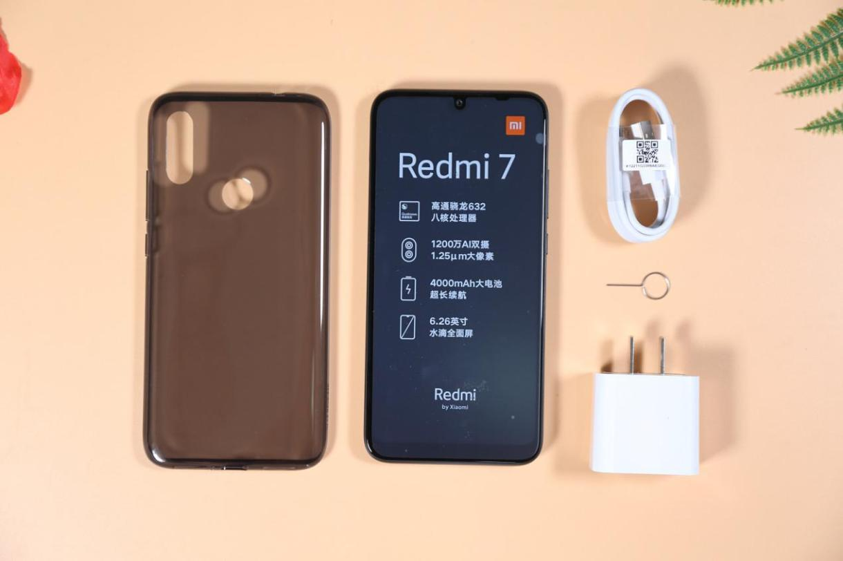 Redmi 7 Review - Accessories