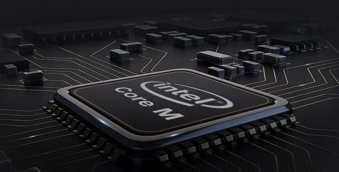 Aerobook is powered by Intel M3 SoC