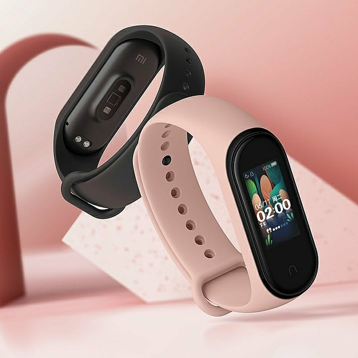 Xiaomi Mi Band 4 Real Images - Multiple Clock Faces 3