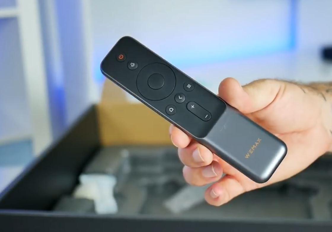 Xiaomi Wemax ONE PRO Projector - remote control