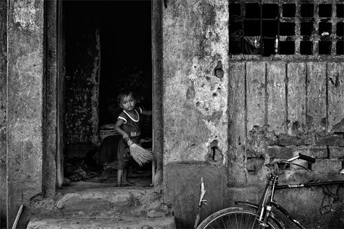 Stunning Examples of Black and White Photography