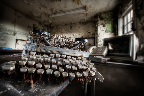 40 Exceptional Images From The Decay Photography Challenge
