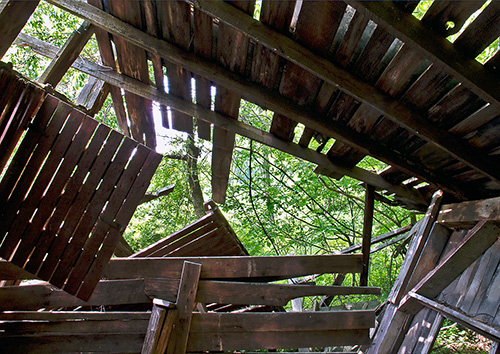 Collapsed-Structure