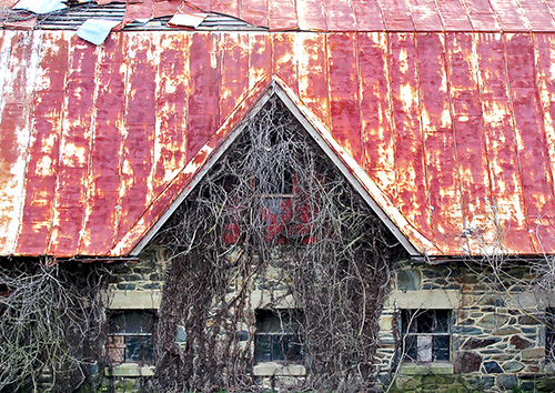Stone-Barn